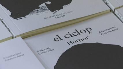 "L'""Odissea"" il·lustrada per Amat, a Sabadell"