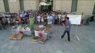 "Productes ecològics i el moviment ""Slow food"""