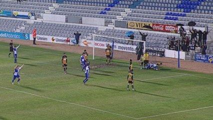 El Sabadell goleja el Girona