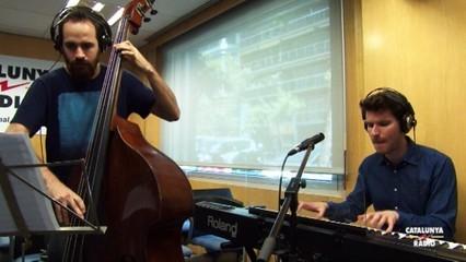 Marco Mezquida i Manel Fortià, un duet de piano i contrabaix gens convencional