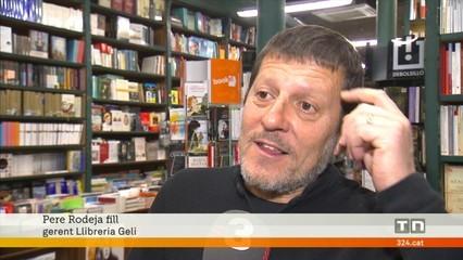La Llibreria Geli de Girona fa 140 anys