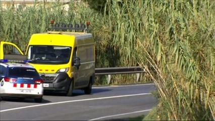Moren dos ciclistes en un accident al Papiol