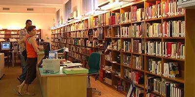 Les biblioteques públiques catalanes amb la Viquipèdia