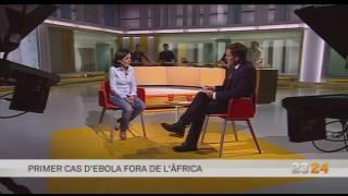2324 - Entrevista a l'epidemiòloga Anna Vilella