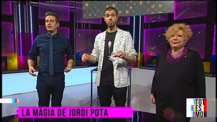 La màgia de Jordi Pota... i Núria Feliu