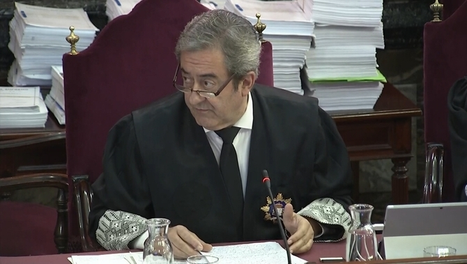 "Prosecutor Javier Zaragoza: ""This is a trial in defence of Spanish democracy"""