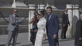 Estrelles del futbol mundial, a la boda de Sergio Ramos i Pilar Rubio a Sevilla