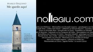 Marco Balzano i Nollegiu.com