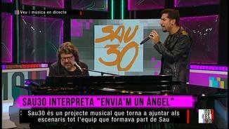 "Sau30 interpreta ""Envia'm un àngel"""