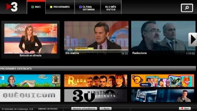 TV3, i2CAT i Abertis Telecom inicien proves de televisió connectada a Gurb