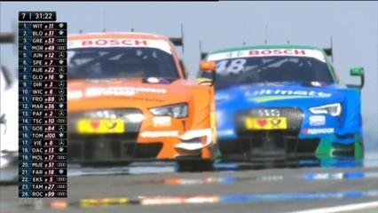 DTM Nürburgring, cursa 1