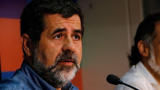El jutge Llarena rebutja que Jordi Sànchez pugui participar en el ple d'investidura