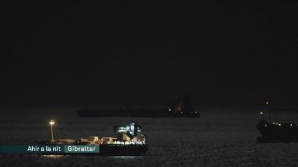 Londres allibera el petroler iranià capturat a Gibraltar