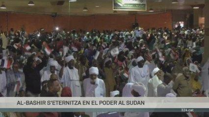 Bloc1- Al-Bashir reelegit com a president del Sudan per enèssima vegada