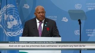 L'aplicació dels Acords del Clima de París es debat a la cimera de Bonn