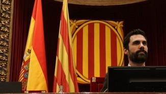 El president Torrent torna a consultar els grups per a la investidura