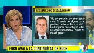 """Pilar Rahola: """"Estan alimentant un discurs de confrontació amb Catalunya molt perillós"""""""
