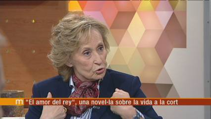 """Begoña Aranguren ens presenta el llibre """"El amor del Rey"""""""