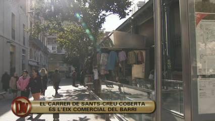 Turisme al barri de Sants