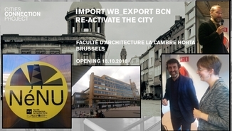 Qualsevol cosa pot passar al Barcelona-Brussel·les Cities Connection Project