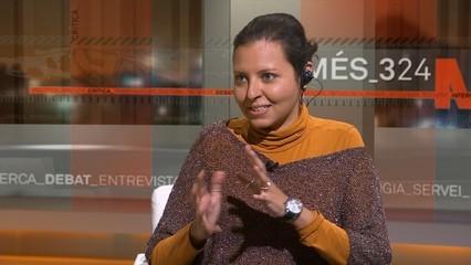 """Entrevista a Sondos Shabayek, periodista, guionista, escriptora i dramaturga egípcia: """"Interioritzem les veus del nostre entorn i esdevenim les nostres pròpies censores"""""""