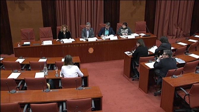 El Parlament acusa el Suprem d'impedir la compareixença dels exconsellers empresonats