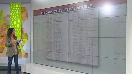 Calor de rècord en 15 països
