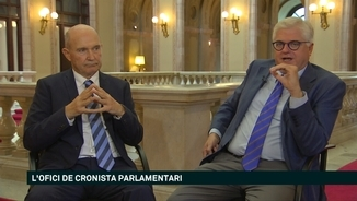 "El Parlament, ""off the record""?"