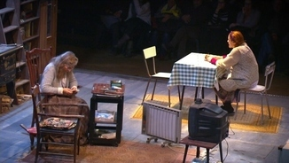 """Marta Marco: """"És una obra sobre dones que estan soles i tancades"""""""