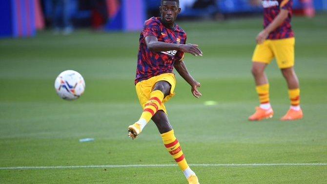 El Barça posa Dembélé al mercat