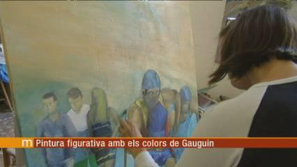 Veiem els quadres de Susana García