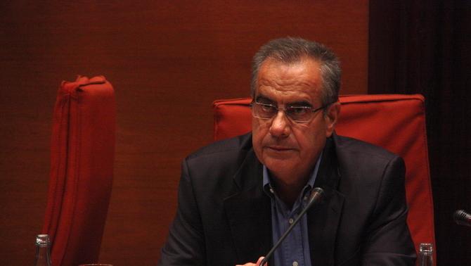 Celestino Corbacho, històric dirigent socialista, deixa el PSC