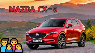 """El copilot"": Nou Mazda CX-5, un SUV molt familiar"