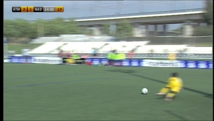 Mundialito 2019: At. Madrid-Nàstic (2010)