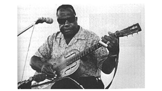 Bukka White i Big Daddy Wilson