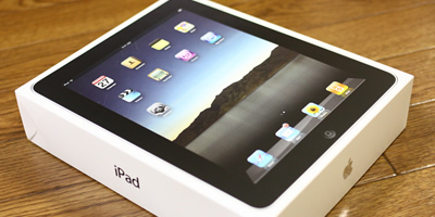 Imatge d'un iPad (Foto: Flickr /yto)