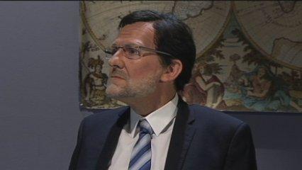 On s'amagava Rajoy?