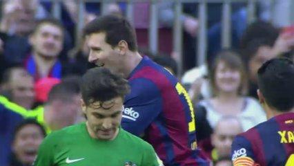 Els gols del Barça, 5 - Llevant, 0