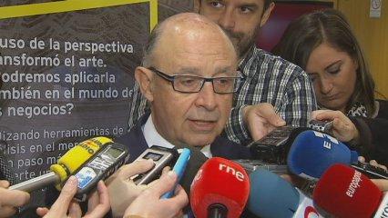 Declaració Montoro sobre FLA Catalunya
