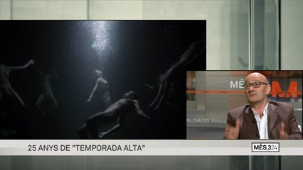 Entrevista a Salvador Sunyer director de Temporada Alta