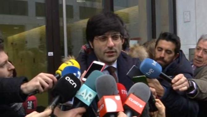El govern espanyol prohibeix la reunió entre Torrent i Puigdemont a l'oficina de Brussel·les