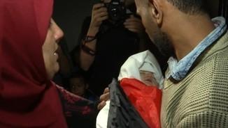 Gaza enterra els morts de la matança de dilluns