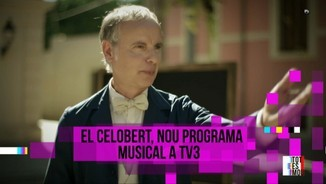 """El celobert"", nou programa musical a TV3"
