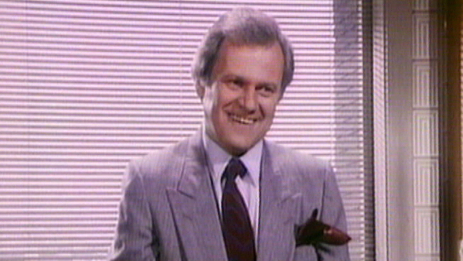 "Mor Ken Kercheval, el Cliff Barnes de ""Dallas"" i etern rival de JR"