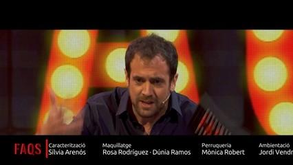 Joel Díaz i el seu monòleg sobre els activistes