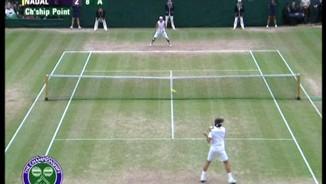 Nadal està a 2 Grand Slams d'atrapar Roger Federer