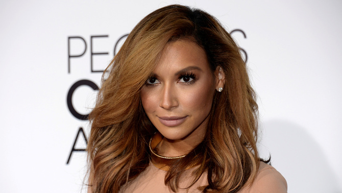 Naya Rivera, al People's Choice Awards del 2014