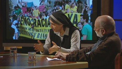 Teresa Forcades i Arcadi Oliveres entren en política