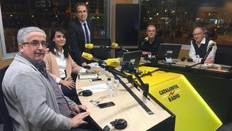 """Etxearte: """"El moviment de Puigdemont a Dinamarca ha obligat Llarena a fer política"""""""