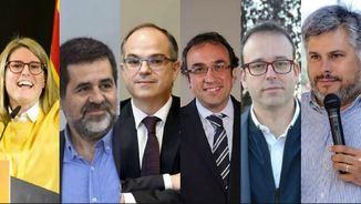 "La tertúlia: ""JxCat i ERC exploren alternatives a Puigdemont"""